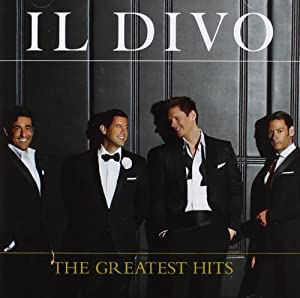 Il divo greatest hits deluxe 2 cd version music - Album il divo ...