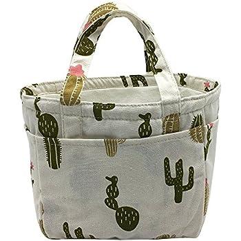Picnic Lunch Bag,Tote Picnic Lunch Cool Bag Cooler Box Handbag Pouch Noopvan Deal