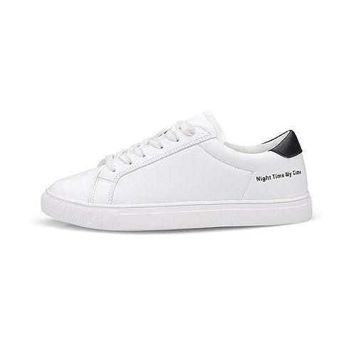 Amazon Ff Zapatos es Pequeños Blancos Femeninos Gruesos qxzwT1xX