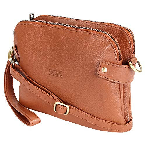 Wristlet Wallet Leather...