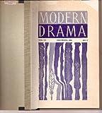 img - for Modern Drama Vol. IX No. 3 December 1966 book / textbook / text book