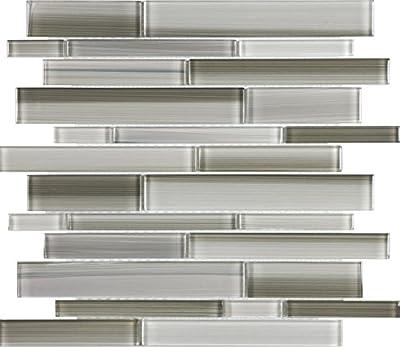 Stone Wood Glass Metal Look Mosaic