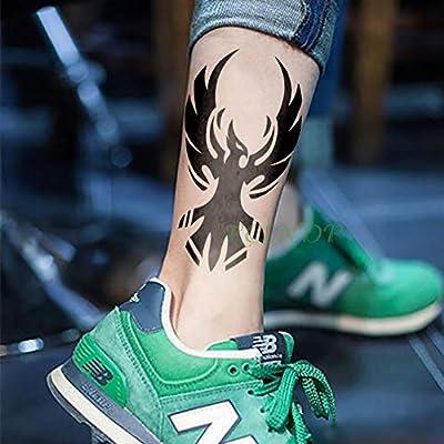 ljmljm 5pcs Tatuaje Impermeable Etiqueta engomada de la Serpiente ...