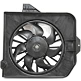 MAPM Premium CARAVAN 01-05 RADIATOR FAN SHROUD ASSEMBLY, Right, To 1-31-05