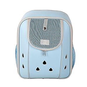 YD Pet Travel Carrier Shoulder Dog Backpack Dog Bag Cat Cage Cat Bag Pet Outing Package Outgoing Portable Dog Bag… Click on image for further info.