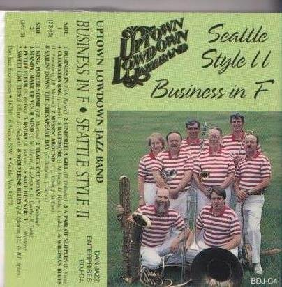 Price comparison product image Business in F; Seattle Style II