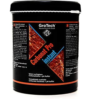 Grotech Carbonat Pro Instant 1000g - Estabilizador inmediato de carbonatos + pH Buffer