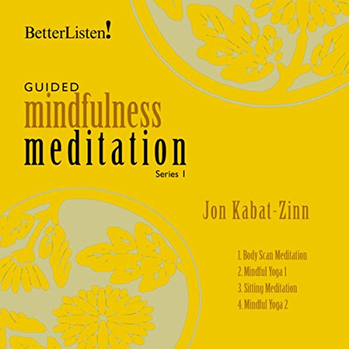 Guided Mindfulness Meditation, Series 1