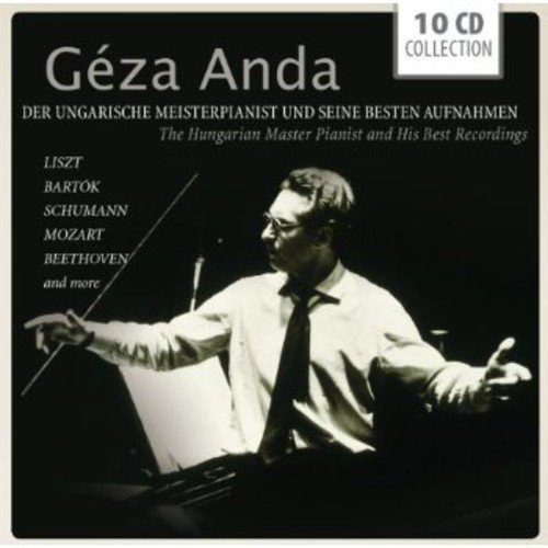 Price comparison product image The Hungarian Master Pianist and His Best Recordings