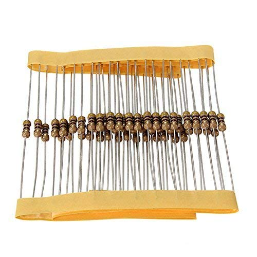330 Ohm Resistors 1/4 Watt 5% (100 -