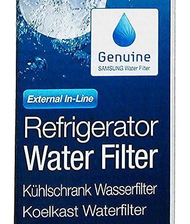Samsung Aqua Pure - Filtro de agua para frigorífico, color blanco: Amazon.es: Industria, empresas y ciencia