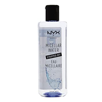NYX Stripped Off Micellar Water Shiseido - Concentrate Facial Moisture Lotion -100ml/3.3oz