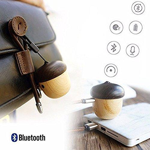 Bazaar Écrous portable sans fil Bluetooth Mini haut-parleur lecteur de haut-parleur téléphones walkman subwoofer