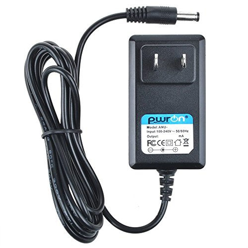 PwrON 6.6 FT 12V AC Power Adapter Charger For Yamaha Portatone Keyboard PSR-185,PSR-190,PSR-195,PSR-195PC,PSR-E203 by Pwron
