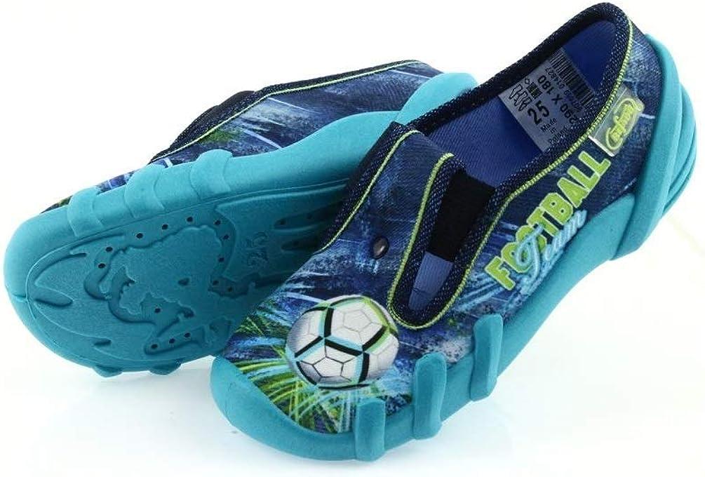 Befado girls boys kids canvas trainers shoes nursery baby slippers  2-12 UK new