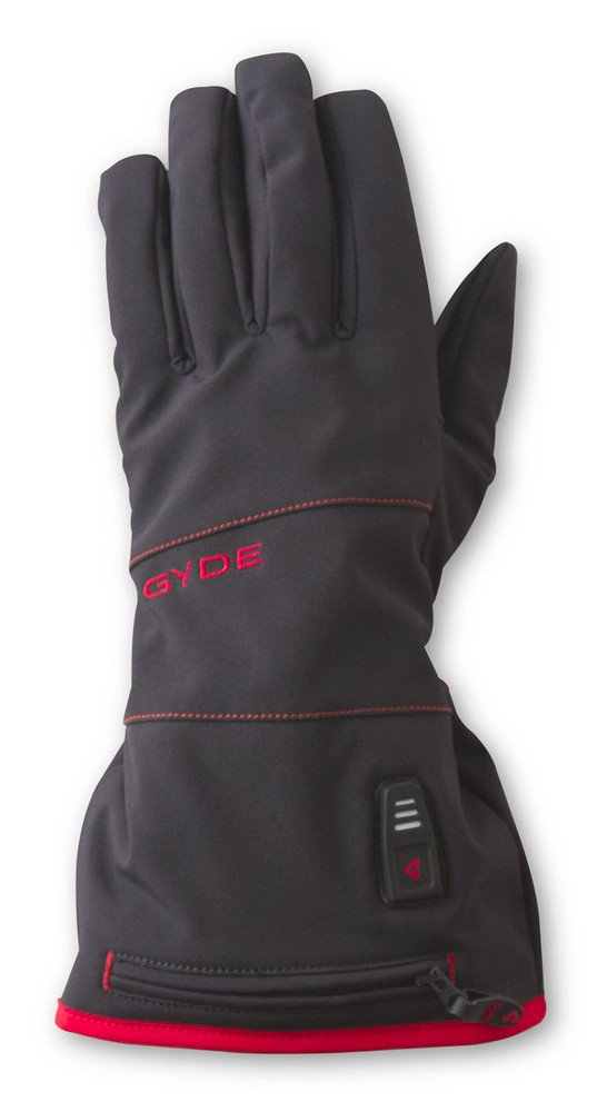 Men's Gyde Featherweight Adventure Travel Glove - Black - US SIZE S