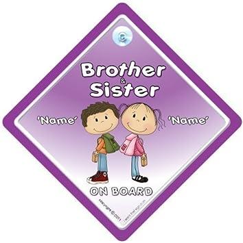 De boda para hermano y balón de placa personalizable en inglés ...