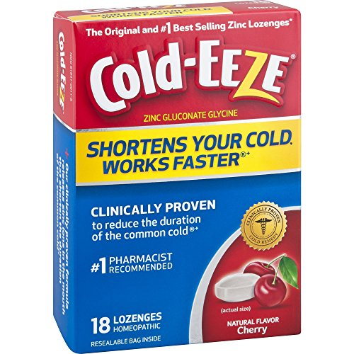 Amazon Com Cold Eeze Cold Eeze Cold Remedy All Natural Cherry