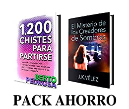 Pack Ahorro: 1200 Chistes para partirse & El Misterio de los Creadores de Sombras (