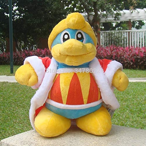 (DiLi - Store- Plush Toy King DeDeDe Allstar Collection Game Boss Stuffed Animal Soft Doll 10