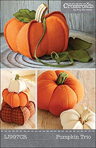 Indygo Junction Pumpkin Trio Sewing Pattern