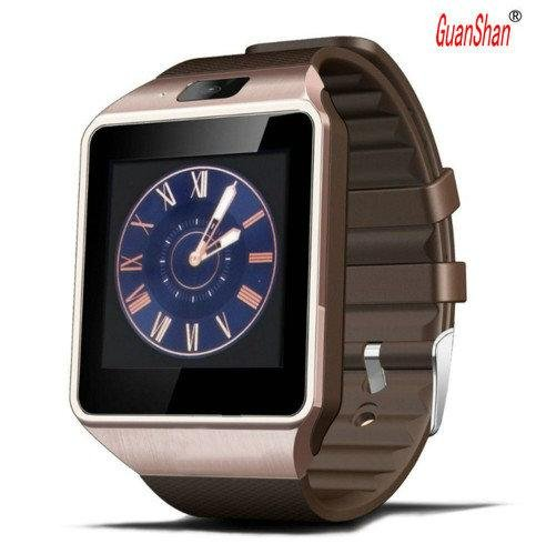 GuanShan Bluetooth Smart Watch DZ09 Relojes Smartwatch Relogios TF SIM Camera for IOS iPhone Samsung Huawei