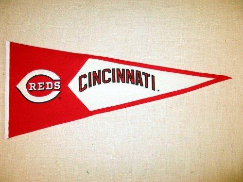 - Winning Streak Cincinnati Reds MLB Classic Collection Pennant from Sports