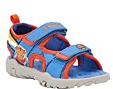 Daniel Tiger Neighborhood Sandal Flip Flop for Toddler Boys Summer Shoe (5 Medium)