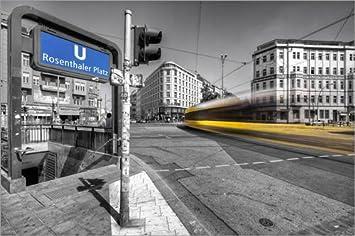 66d18bf8ccfa83 Poster 90 x 60 cm  Prenzlauer Berg Berlin by Marcus Klepper art ...
