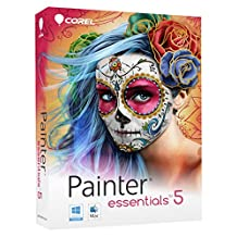 Corel PE5EFAMMB Painter Essentials 5