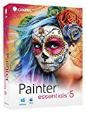 #8: Corel Painter Essentials 5 Digital Art Suite for PC and Mac