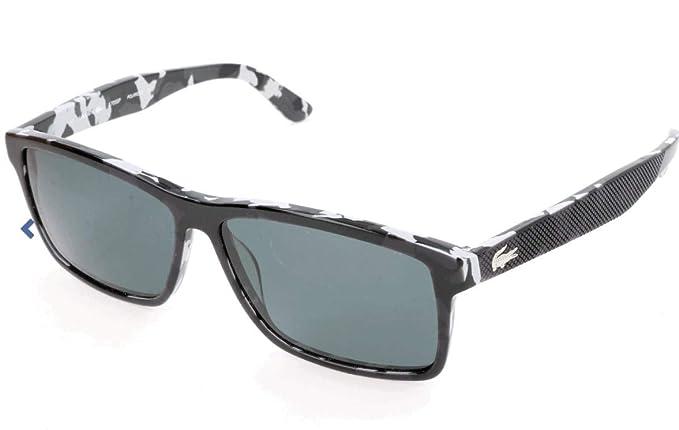 Lacoste Sonnenbrille L705sp Gafas de Sol, Black/Camouflage ...