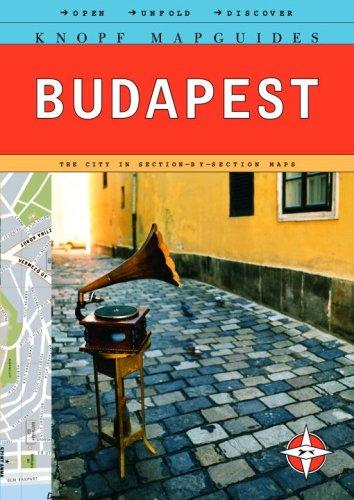 Download Knopf MapGuide: Budapest (Knopf Mapguides) pdf