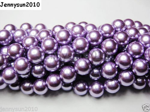 Glass Quality Loose Craft Beads - 8