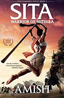 Sita Warrior of Mithila - Amish Tripathi Books List