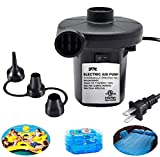 ONG NAMO Electric Air Pump for Inflatables, Quick