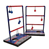 3-in1 Cornhole/Ladderball/Washer Toss Combo Game