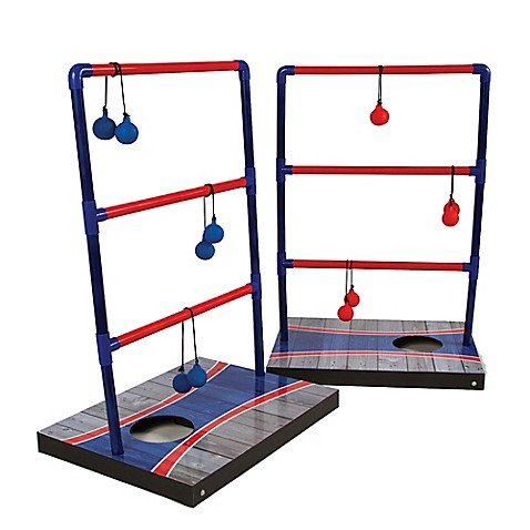 3-in1 Cornhole/Ladderball/Washer Toss Combo Game by Generic