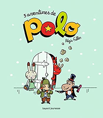 3 aventures de Polo (Mini BD Kids Polo): Amazon.es: Faller, Regis ...