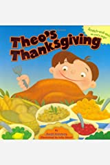 Theo's Thanksgiving (Scratch and Sniff) Board book