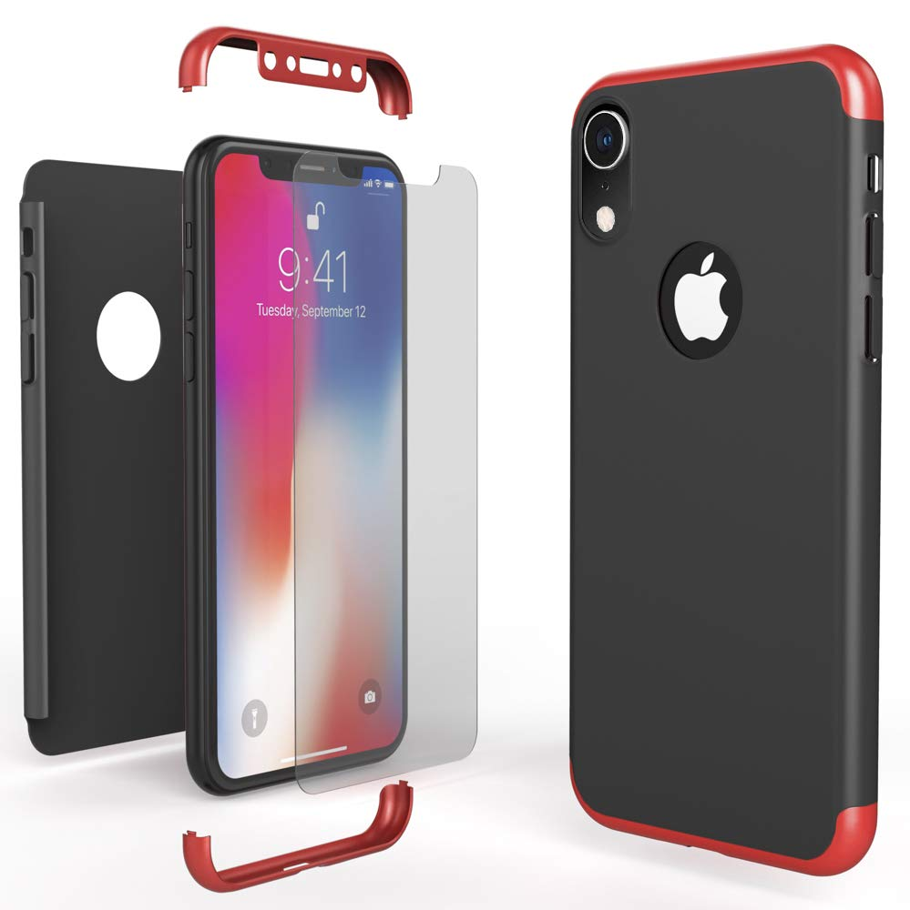 Coque Intégrale pour iPhone 8 Plus Ultra Fine Etui Housse Anti