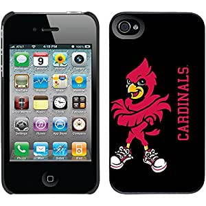 University Of Louisville - Mascot Full design on Black iPhone 6 4.7 Thinshield Snap-On Case