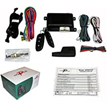 Prestige APSRS3Z 3-Button 2 Remote Start Auto Car Starter and Keyless Entry 1000' Range