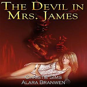 The Devil in Mrs. James Audiobook