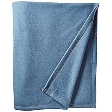 Martex Super Soft Fleece King Blanket, Blue