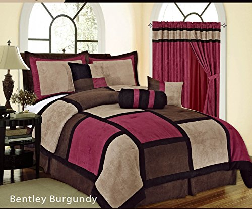 cheap full size comforter set - 3