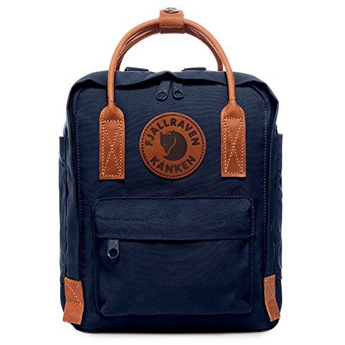 Fjallraven - Kanken No. 2 Mini Backpack for Everyday Use and Travel, Navy