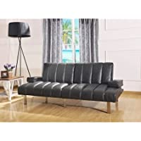 Mainstays Theater Futon, Black