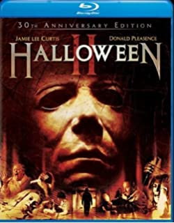 halloween ii 30th anniversary edition blu ray