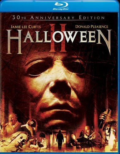 Halloween II: 30th Anniversary Edition [Blu-ray] Jamie Lee Curtis Donald Pleasence Rick Rosenthal Moustapha Akkad
